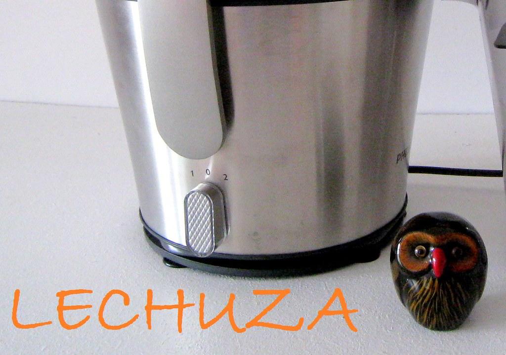 ... 1 ZUMO LICUADORA PHILIPS (4)   By Cocina Con La Lechuza