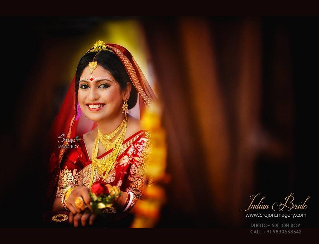 Indian Creative Wedding Photography By Srejon Imagery India