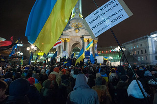 Ukraine Protest | by theglobalpanorama