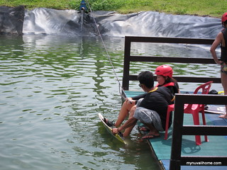Wakeboarding in Nuvali Aug2014 (3) | by manilarat