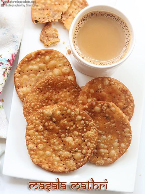Masala Mathri Recipe