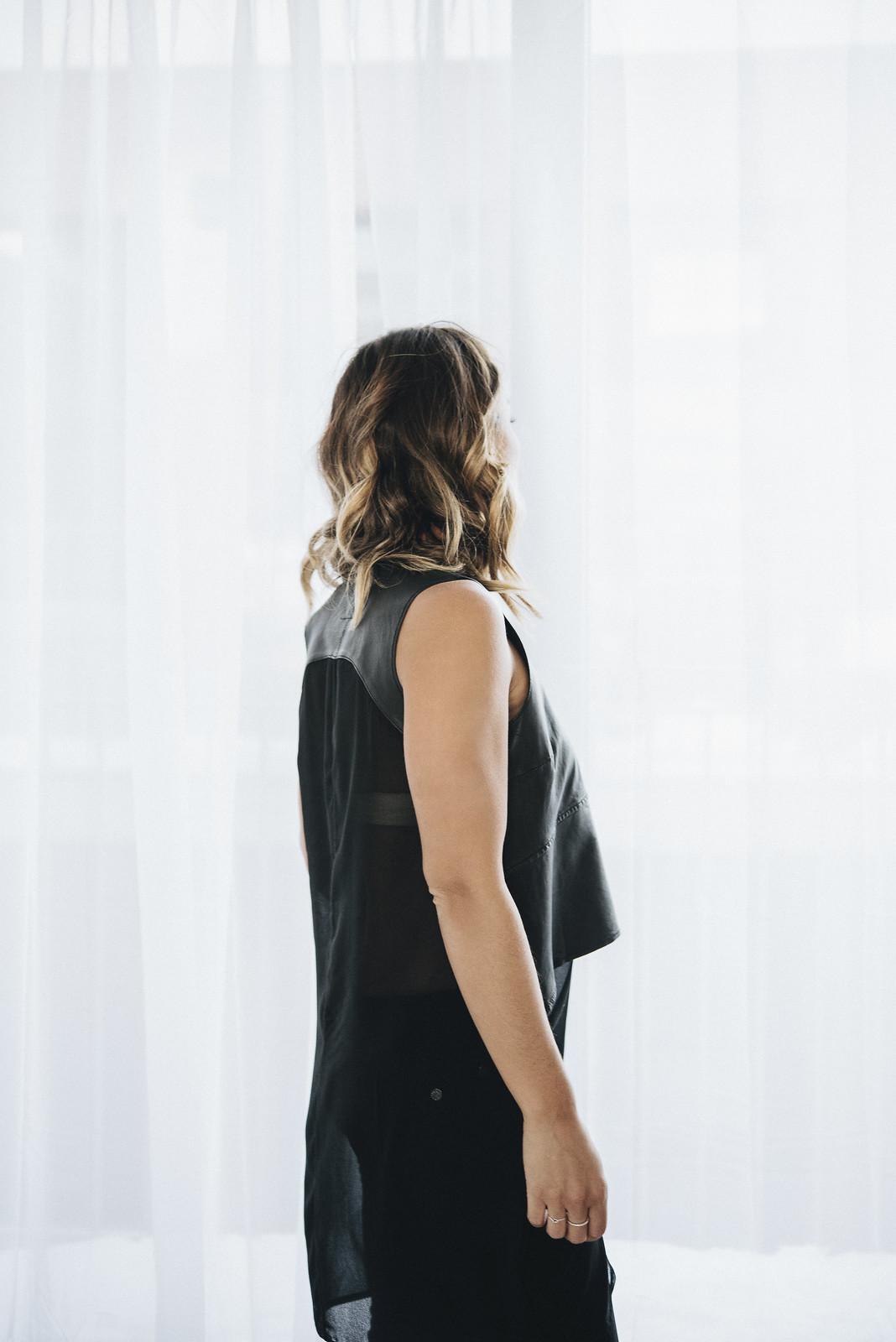 camisole rudsak noire