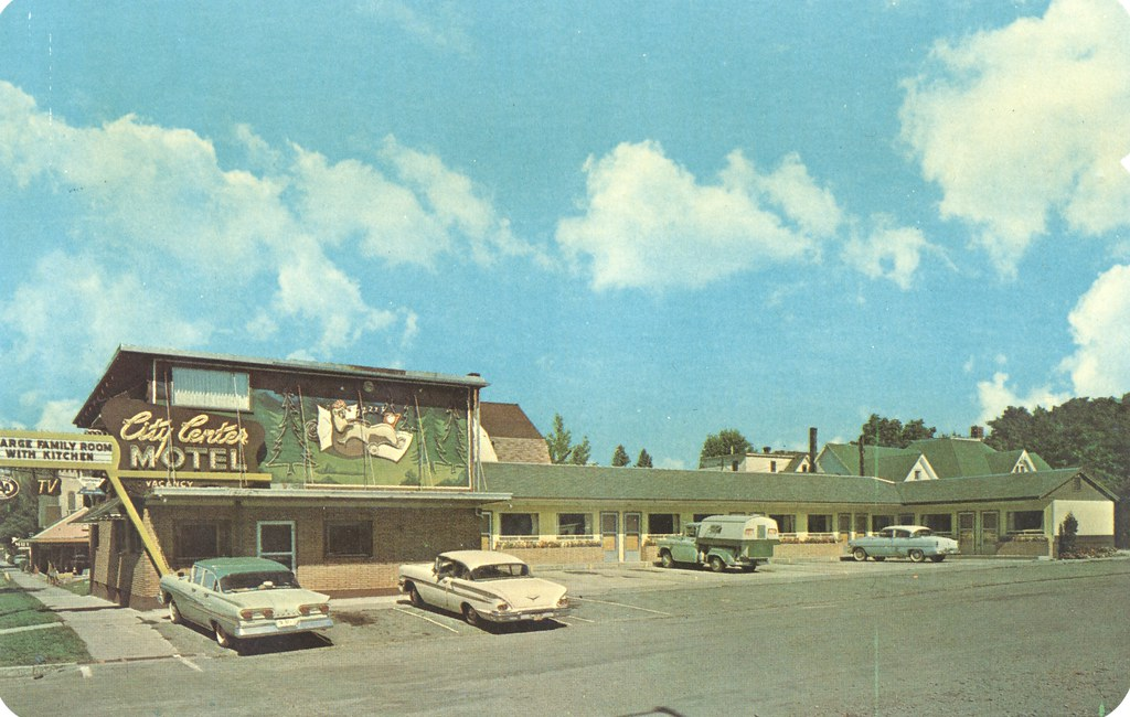 The Cardboard America Motel Archive