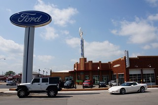 Bolin Ford - Route 66, Bristow, Oklahoma | by RoadTripMemories