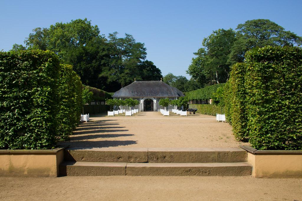 Teehaus Prinz Georg Garten Darmstadt Hessen Wwwschloe Flickr
