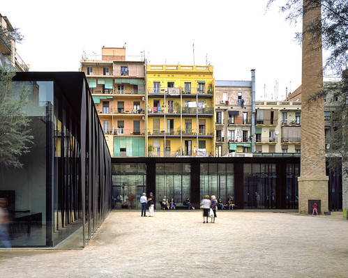 Sant Antoni - Joan Oliver Library, Senior Citizens Center and Candida Perez Gardens 02(Photo by Hisao Suzuki) | by 準建築人手札網站 Forgemind ArchiMedia