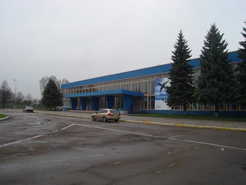 Аеропорт Ривне