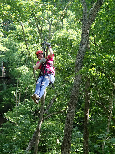 Virginia Canopy Tours Shenandoah