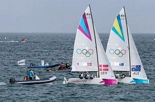 Olympics Sailing | by Terrycym