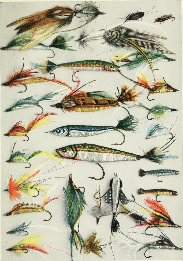 Fishing Moon Chart: Image from page 173 of Fisherman7s lures and game-fish fou2026 | Flickr,Chart