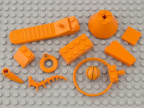 106 Bright Orange Orange Status Current Bricklink
