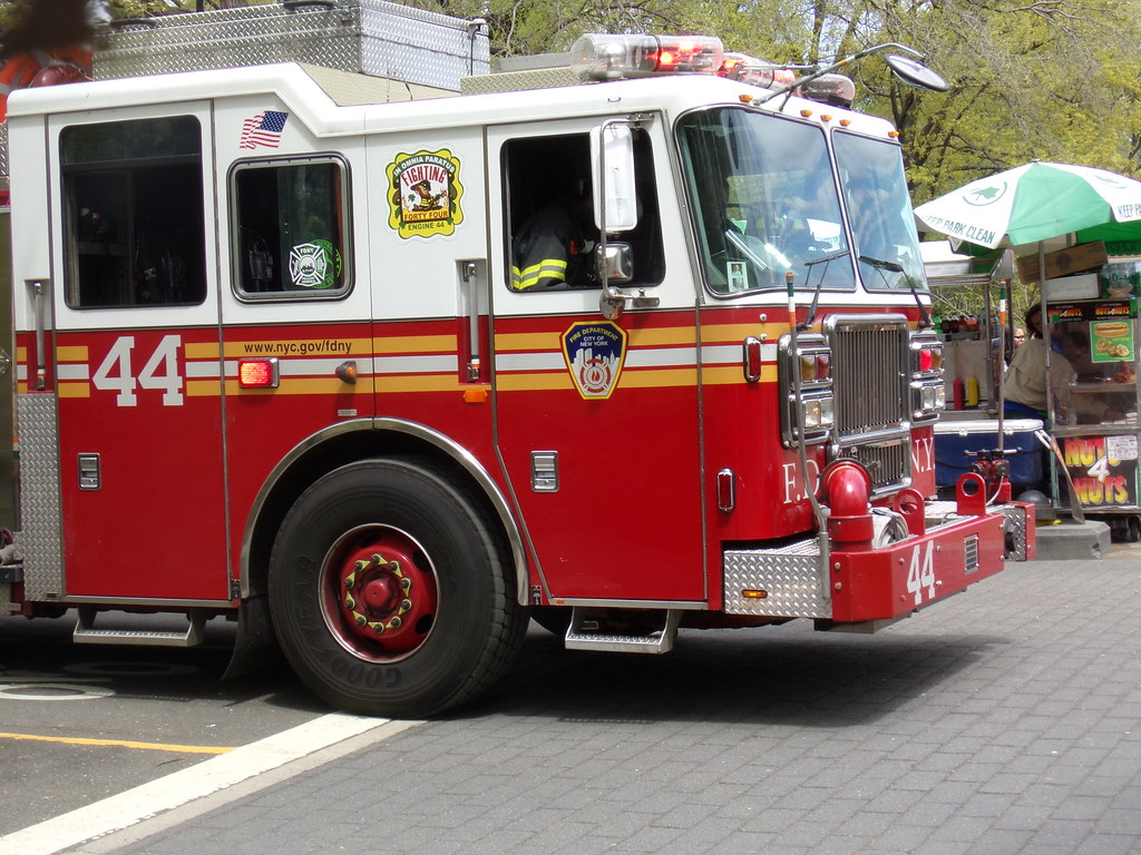 ... FDNY Engine 44 | by COOLCAT433