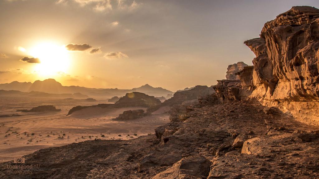 Jordan Wadi Rum Desert 4k Wallpaper Desktop Background Flickr