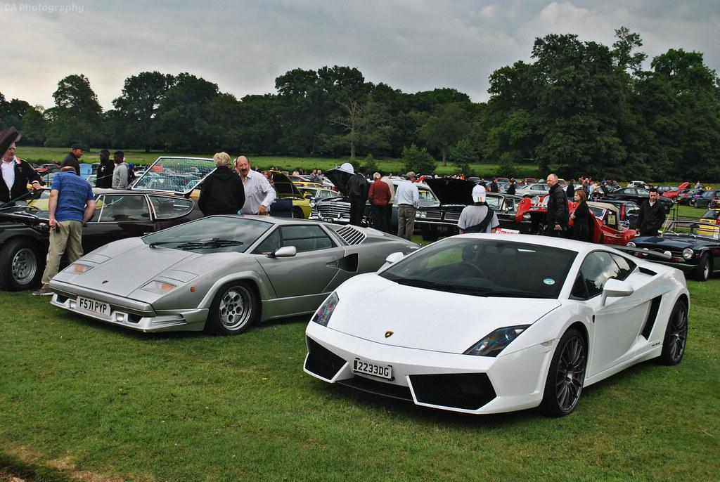 ... Lamborghini Gallardo LP560 2 50 Anniversario And Countach 25th  Anniversary | By CA Photography2012