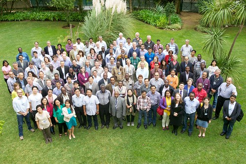 GRM 2013 group photo... | by CGIAR Generation Challenge Programme (GCP)