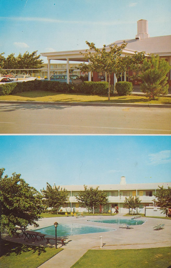Ramada Inn - Fort Stockton, Texas