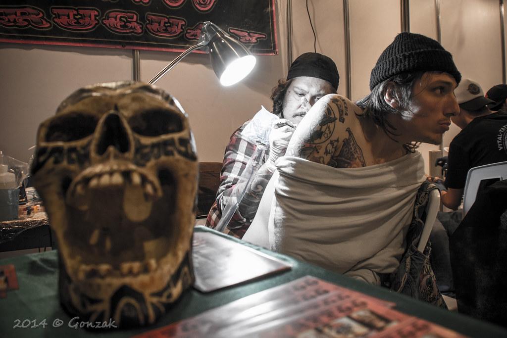Calavera No Chilla Skulls Dont Whine P Flickr
