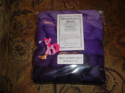yarn and pony