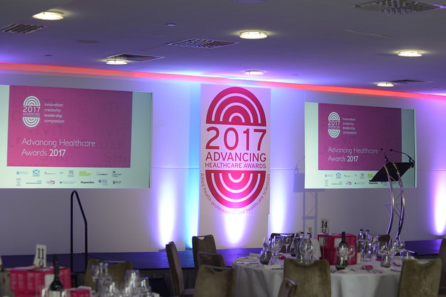 The Advancing Healthcare Awards 2017
