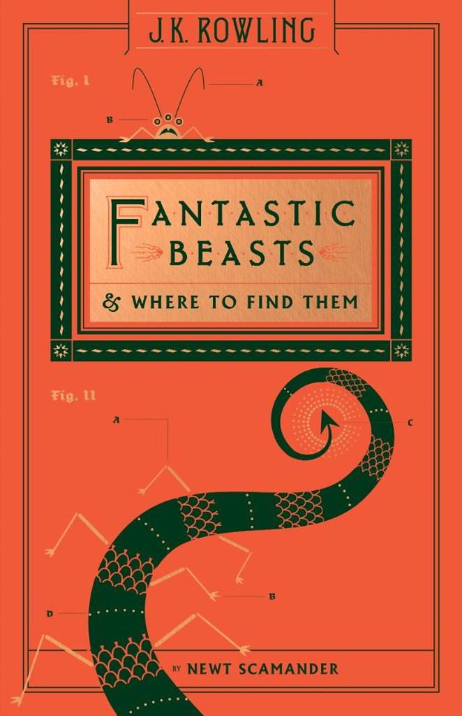 J. K. Rowling tiết lộ mối quan hệ giữa Dumbledore và Newt Scamander