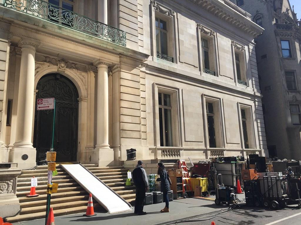 Duke Mansion In New York City Now The University Institute Of Fine Arts