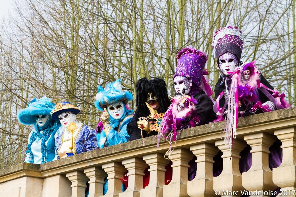 Belux Carnaval Venitien Longwy 2017