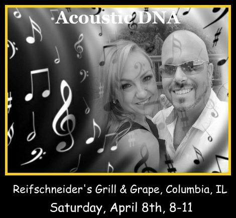 Acoustic DNA 4-8-17