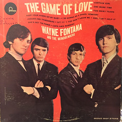 WAYNE FONTANA AND THE MINDBENDERS(JACKET A)