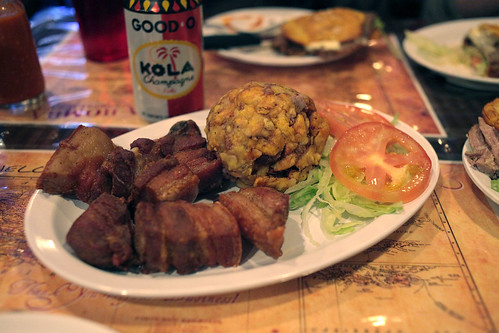 Mofongo with pork | by Boots in the Oven