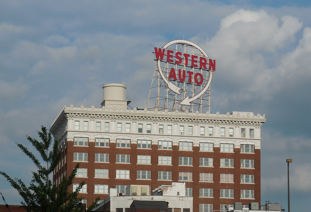 Western Auto Sign Kansas City Modscn1489c Wampa One Flickr