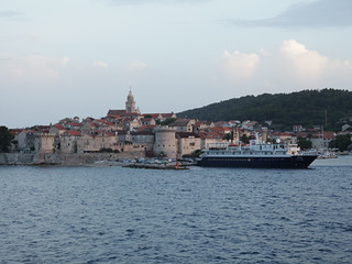 Korcula departure | by David Finckel and Wu Han