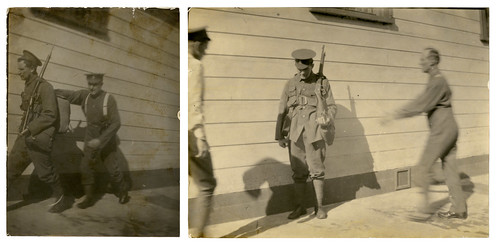 Thomas Moynihan, conscientious objector, Wanganui Detention Barracks 1918 | by Archives New Zealand