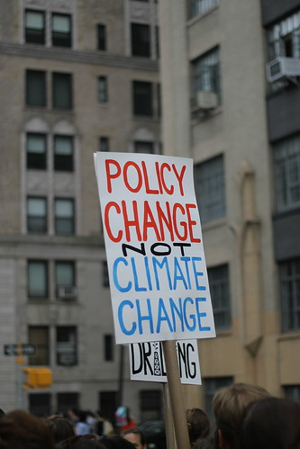 People's Climate March NYC | by Elizabeth Stilwell