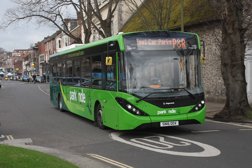 Stagecoach South 26043 SN16OOV