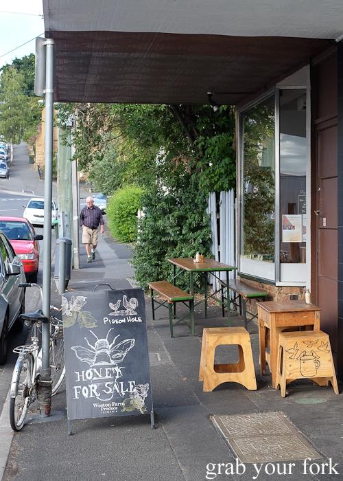 Pigeon Hole Bakery in Hobart Tasmania