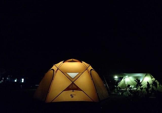 20170324 不露 會blue #歐北露 #2017tentparty #2017帳篷會 #campinglife #minimalworks #mangostation #ogawacampalproducts #twinpilz7plus