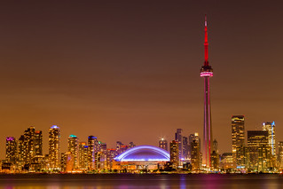 Toronto Skyline At Night | by Duncan Rawlinson - Duncan.co - @thelastminute