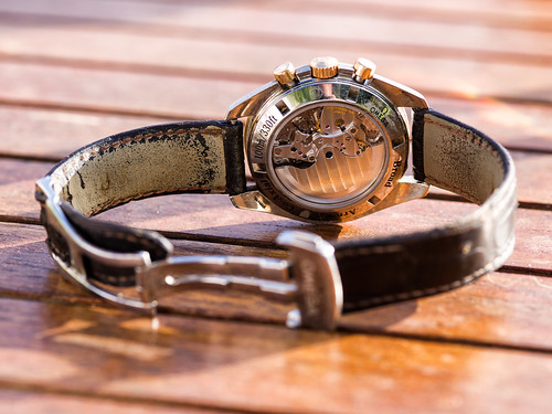 A-rather-too-well-worn-watch | by singingsnapper