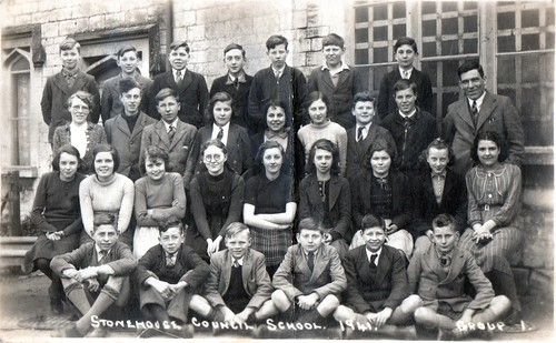 Stonehouse Council School 1941 | by darrell.webb