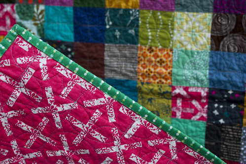 Single Girl Patchwork Quilt | by jrcraft