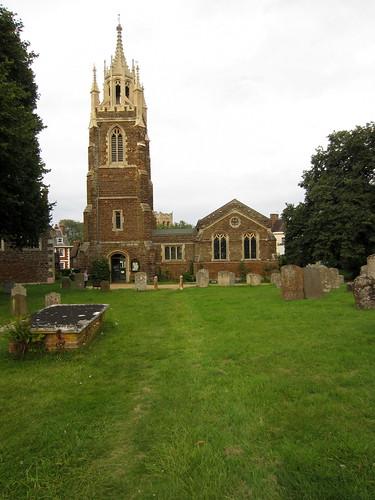 Old St Mary's Church Woburn