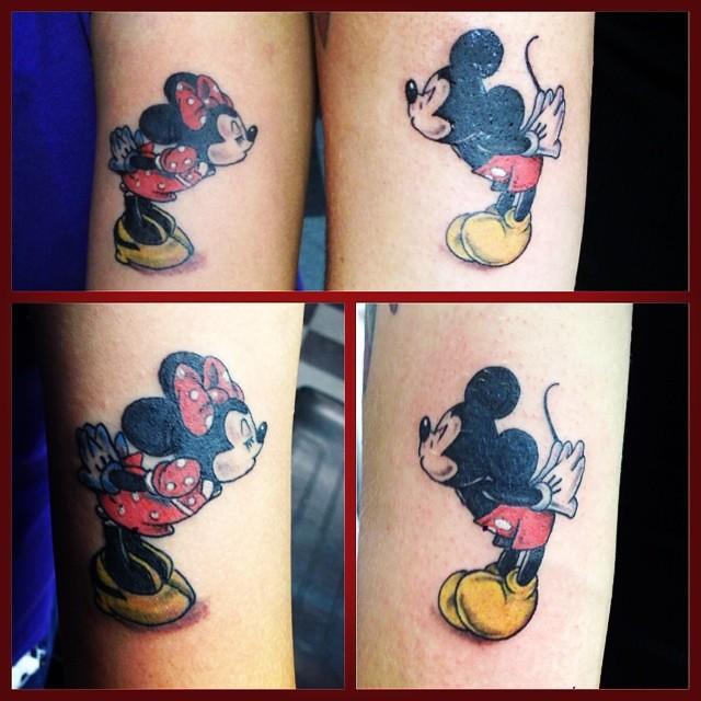 Little Disney Action Juliocesar Jcc Art Disney Mickey Flickr
