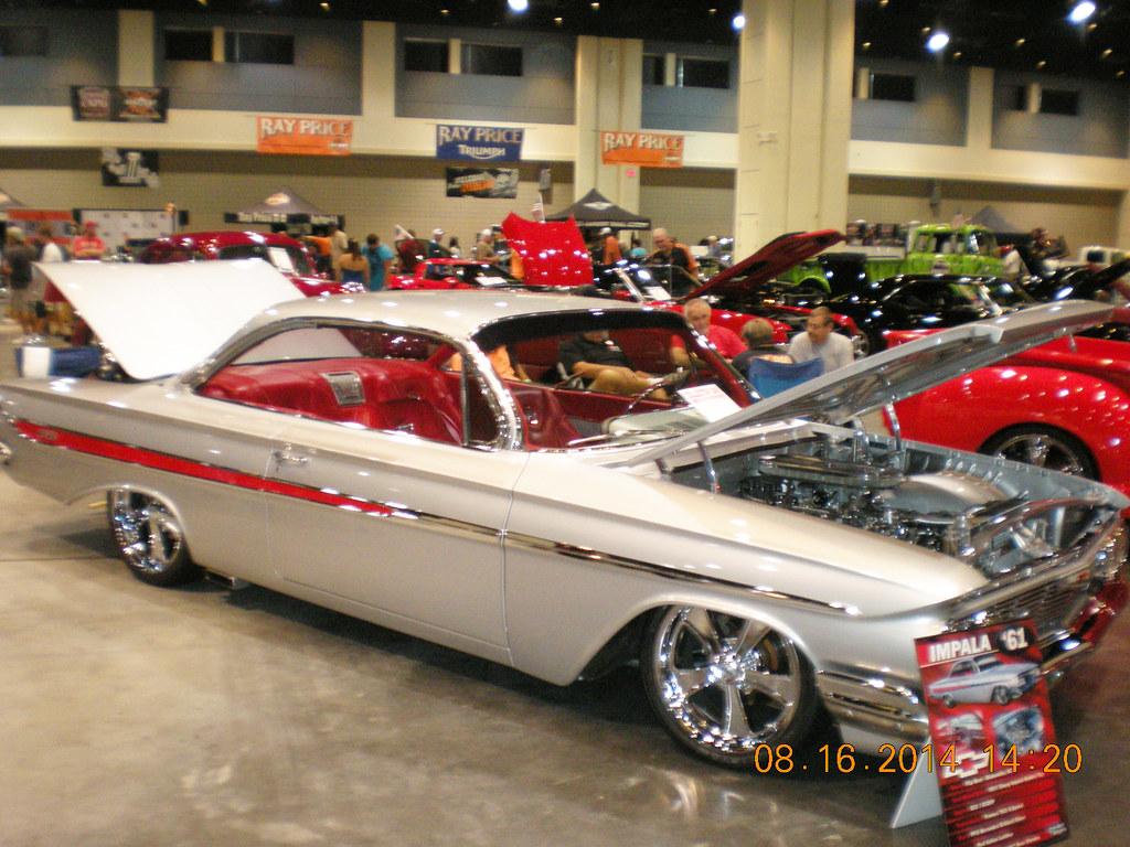 1961 Chevy Impala Ss 409 1 Kf Sound Flickr By