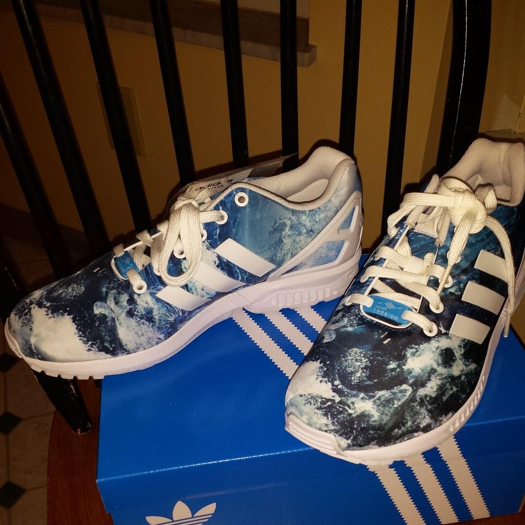 size 2 adidas zx flux