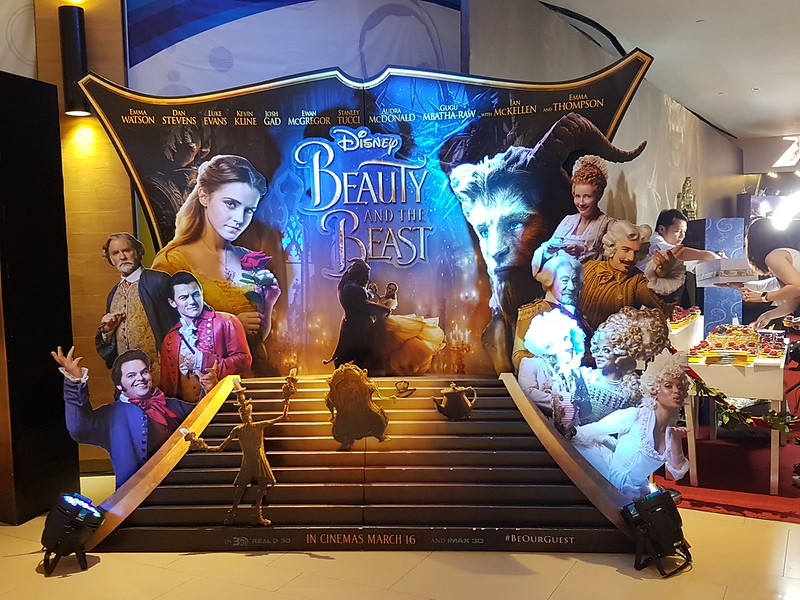 Happy Skin x Beauty & The Beast screening