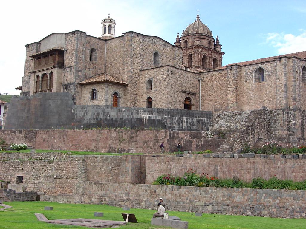 Vagamundos 2004. Perú. Cusco y Saqsaywaman