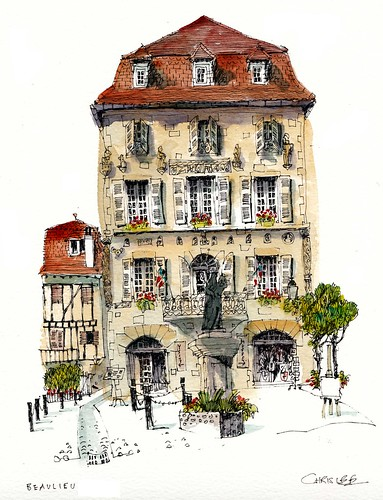 Maison renaisance beaulieu sur dordogne chris lee flickr for Chris lee architect