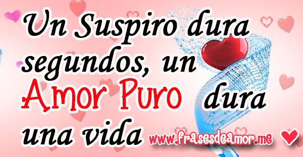 15 Bonitas Frases De Amor Puro Con Tarjeta Original Fras Flickr