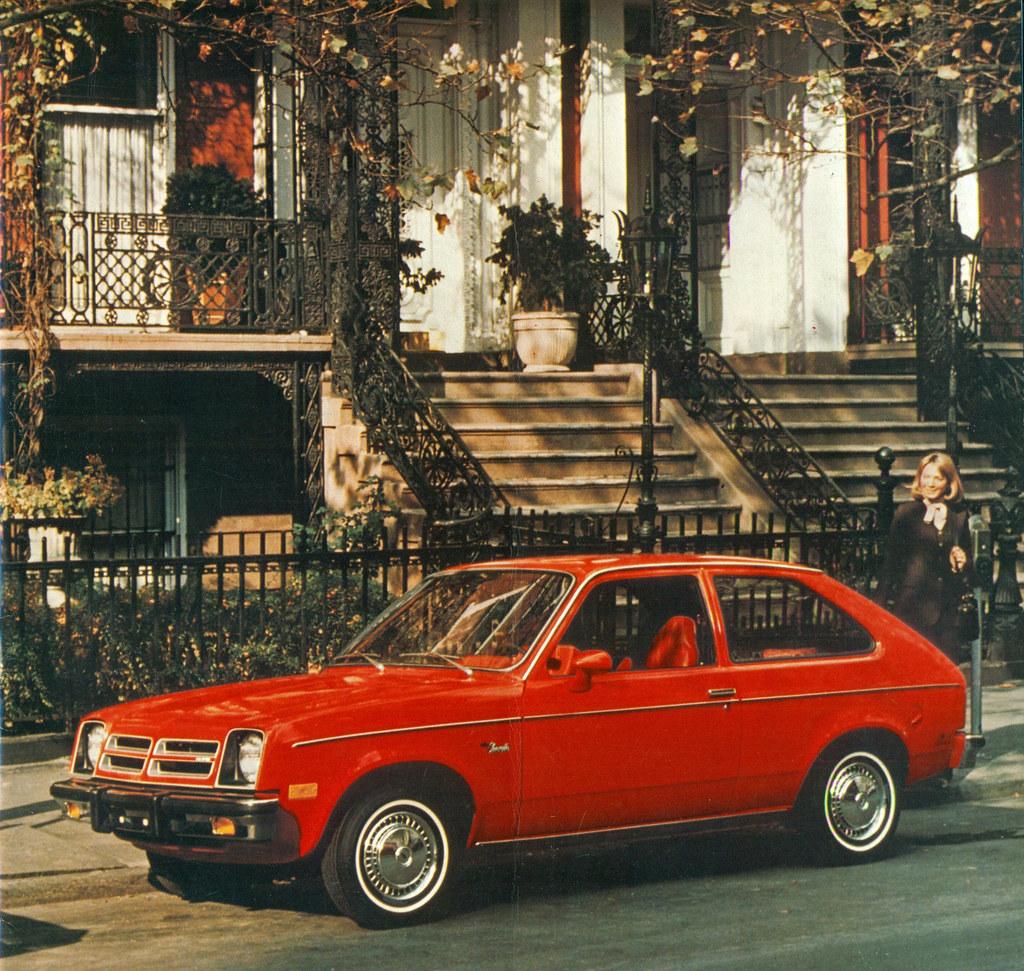 1976 chevrolet chevette 2 door sedan by coconv