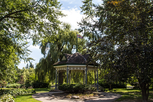 Victoria Park Gazebo | by Matt M S